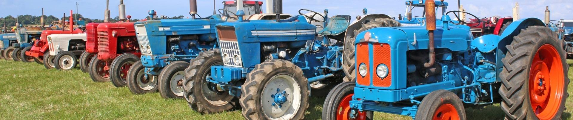 Tractors oldtimer